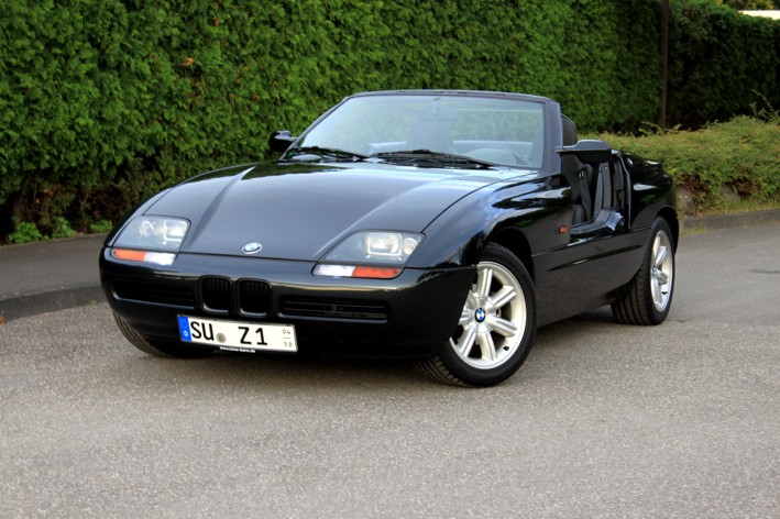 einz1gartig der bmw z1 bmw z1 roadster. Black Bedroom Furniture Sets. Home Design Ideas